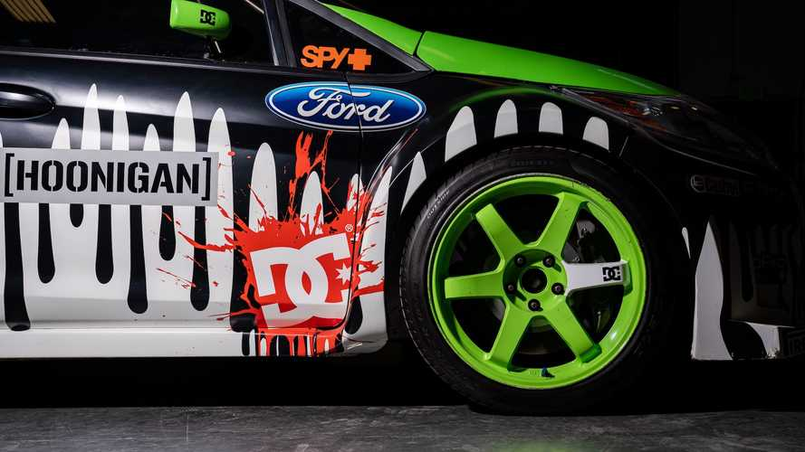 Ken Block'un 2011 Ford Fiesta ST GYM3'ü
