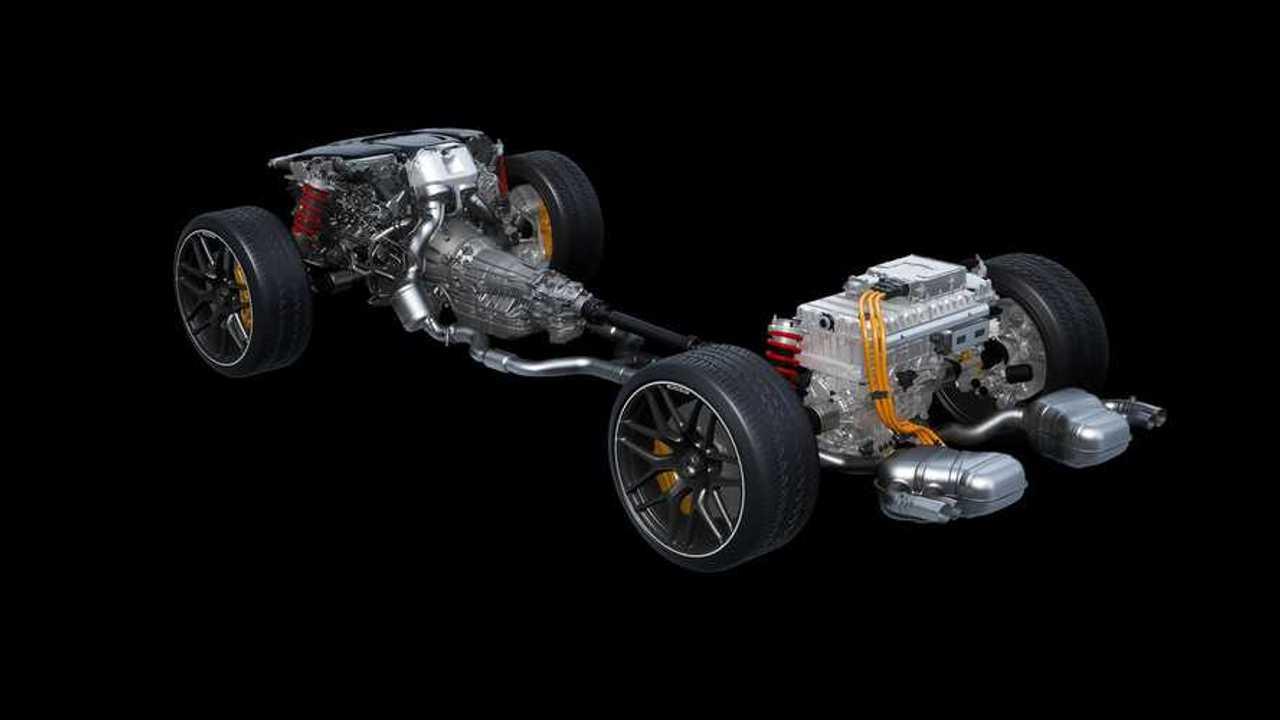 2021 Mercedes-AMG E-PERFORMANCE