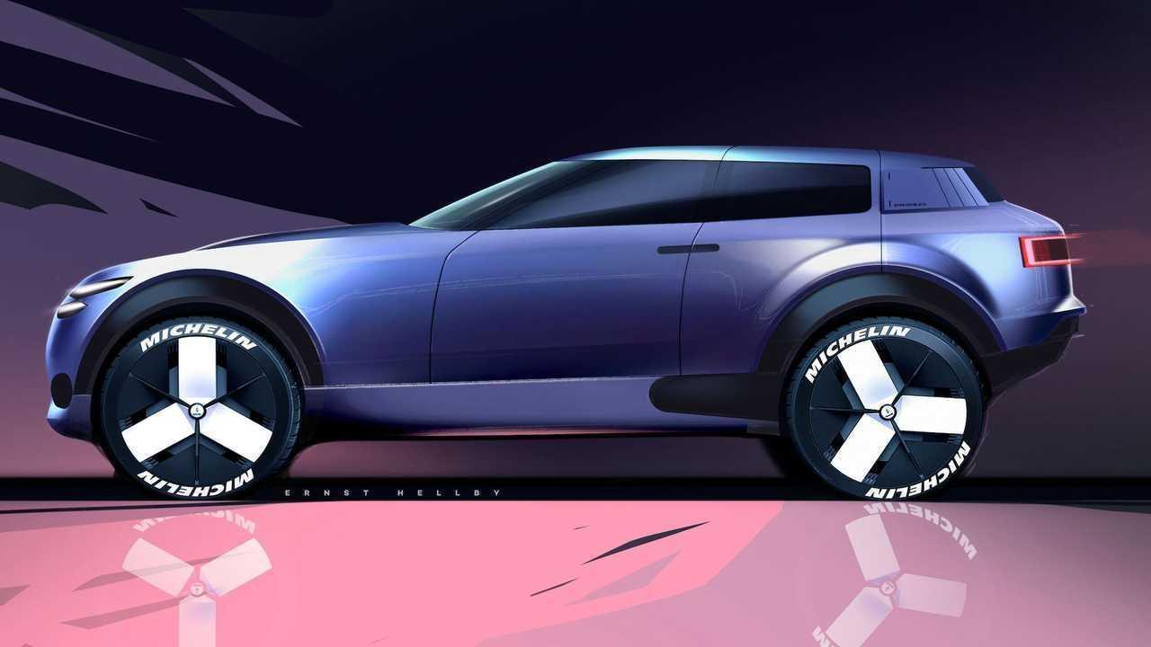 Saab crossover