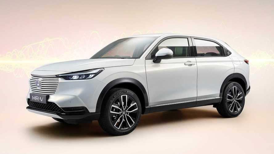 Honda HR-V Designkonzept (2021)