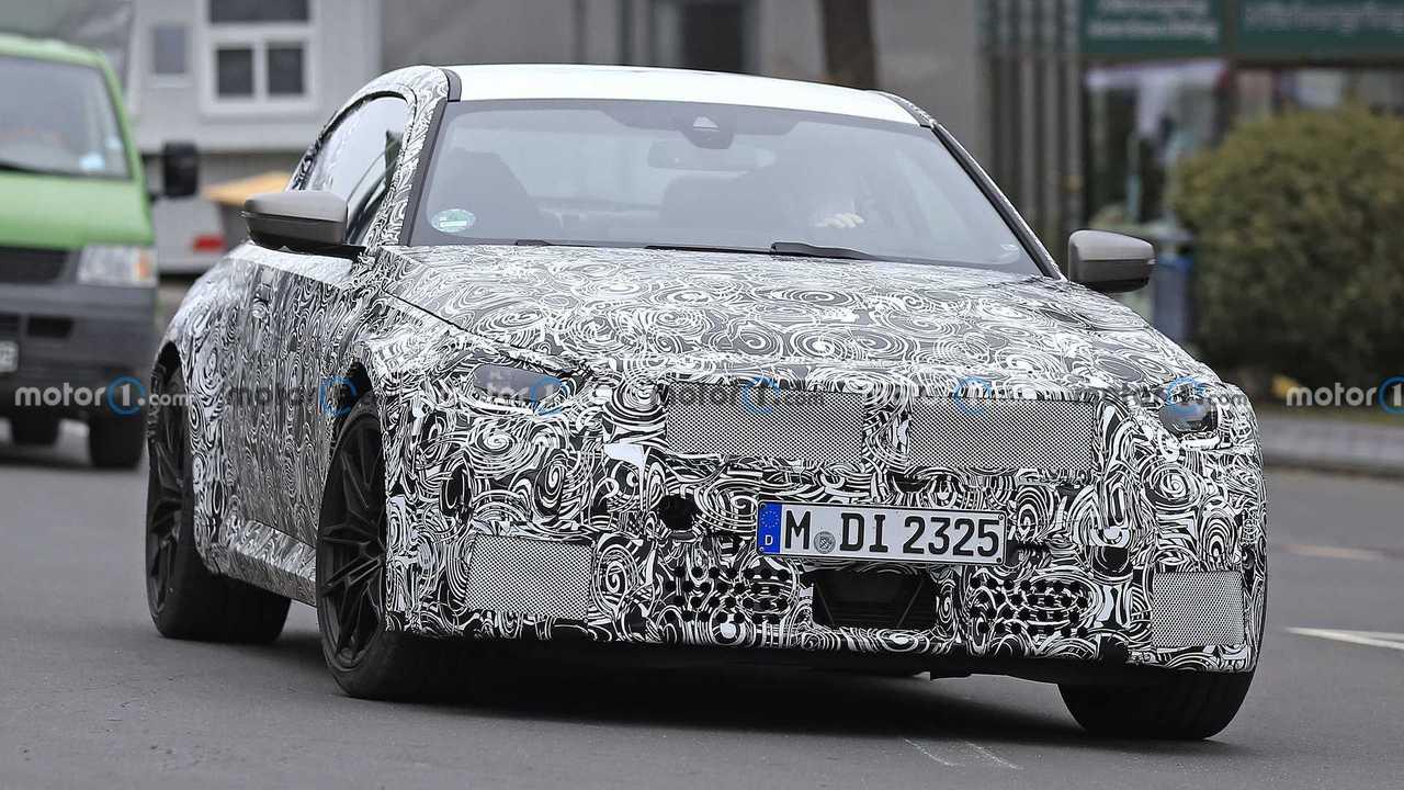 Photo espion BMW M2