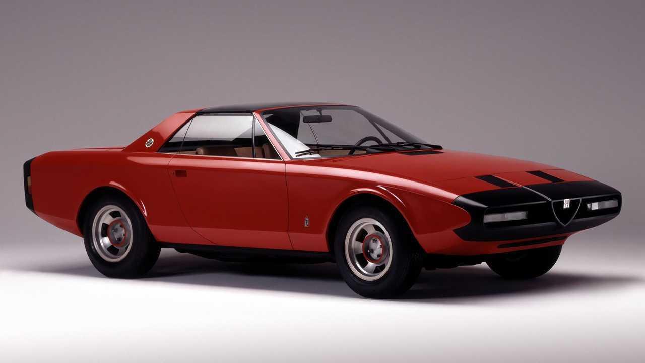 Alfetta Spider - 1972