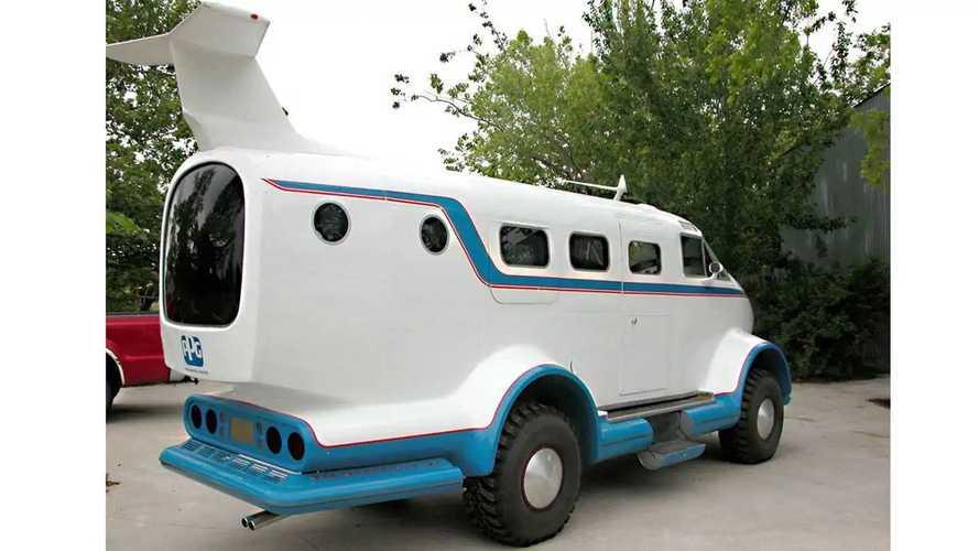 1979 Jeep Airplane Body Conversion