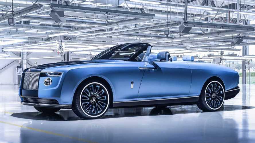Gehört Jay-Z der megateure Rolls-Royce Boat Tail?