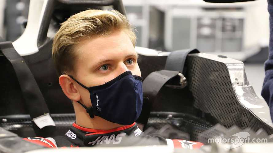 Schumacher spent week in quarantine for Haas F1 seat fit