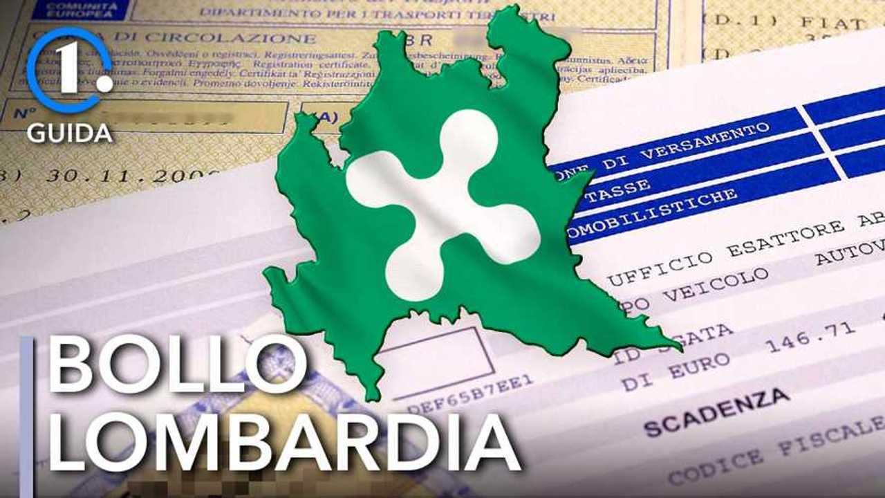 Come si paga il bollo auto in Lombardia