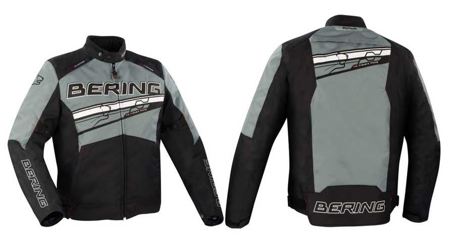 Bering Launches Bario Mesh Jacket With Removable Waterproof Liner
