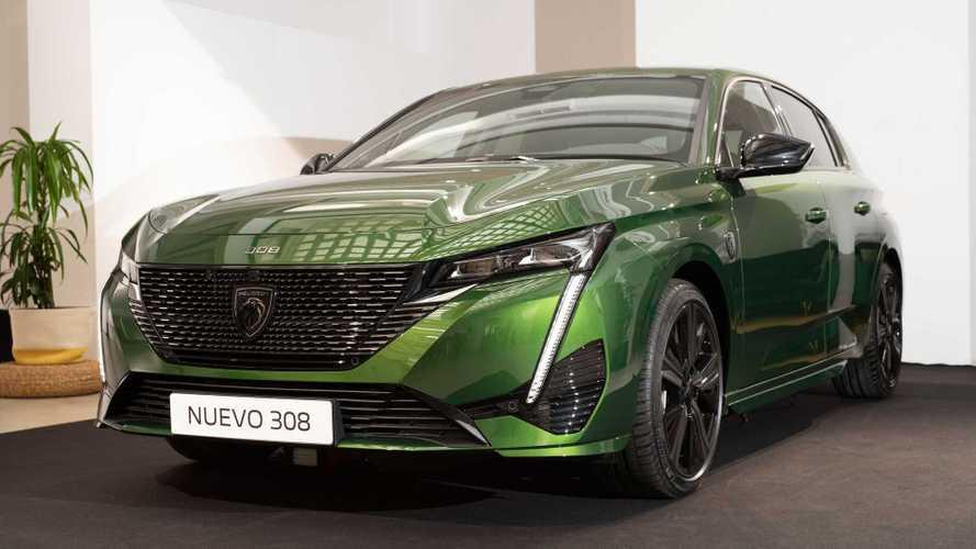 Peugeot 308 (2021): Motoren,  Abmessungen, Preise (Update)