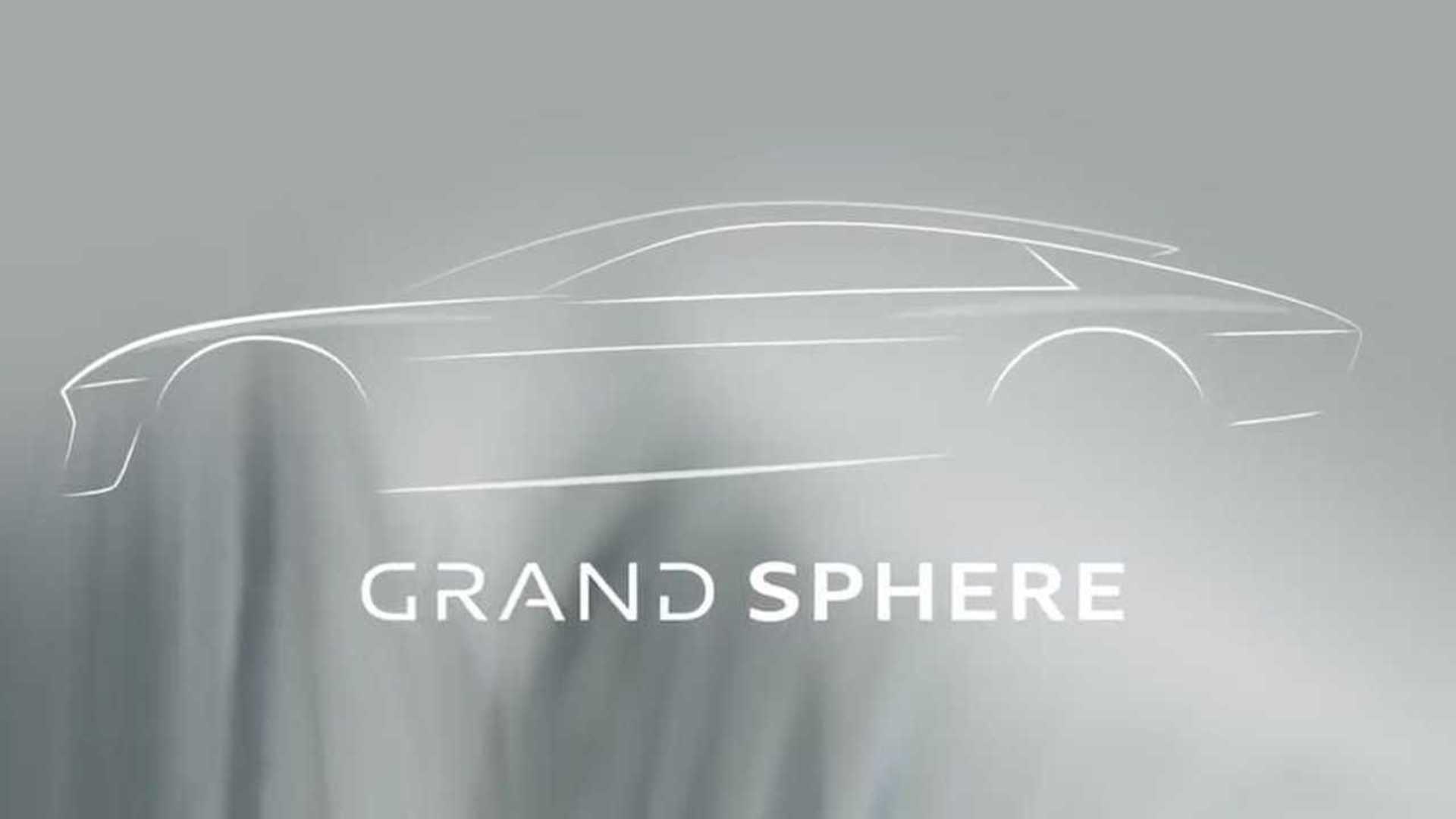 Audi Grand Sphere