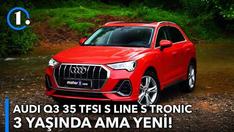 2021 Audi Q3 35 TFSI S line | Neden Almalı?
