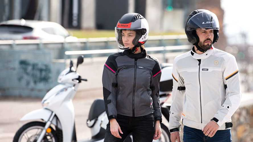 LS2 Riva Mesh Jacket Launches Just In Time For Summer 2021