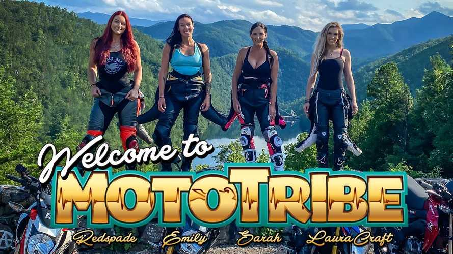 4 Female Influencers Launch MotoTribe Podcast And YouTube Channel