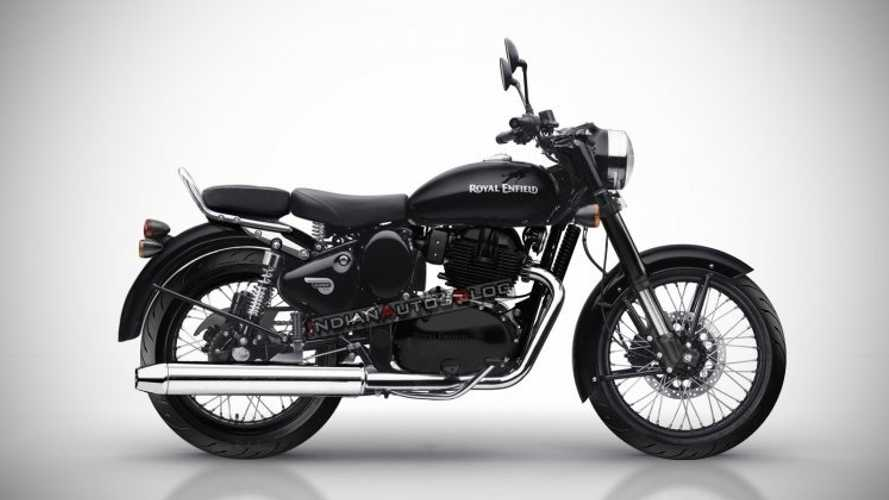 Artist Imagines Production-Ready Royal Enfield Classic 650