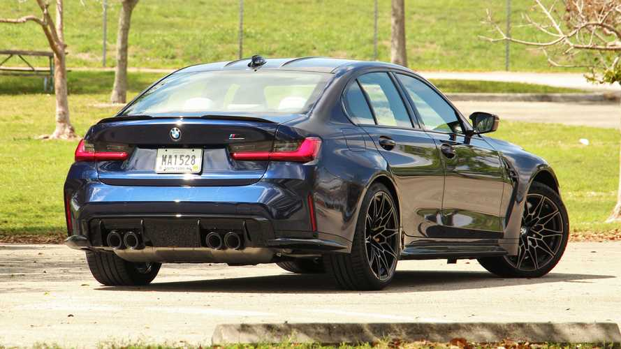 2021 BMW M3 Competition: Review