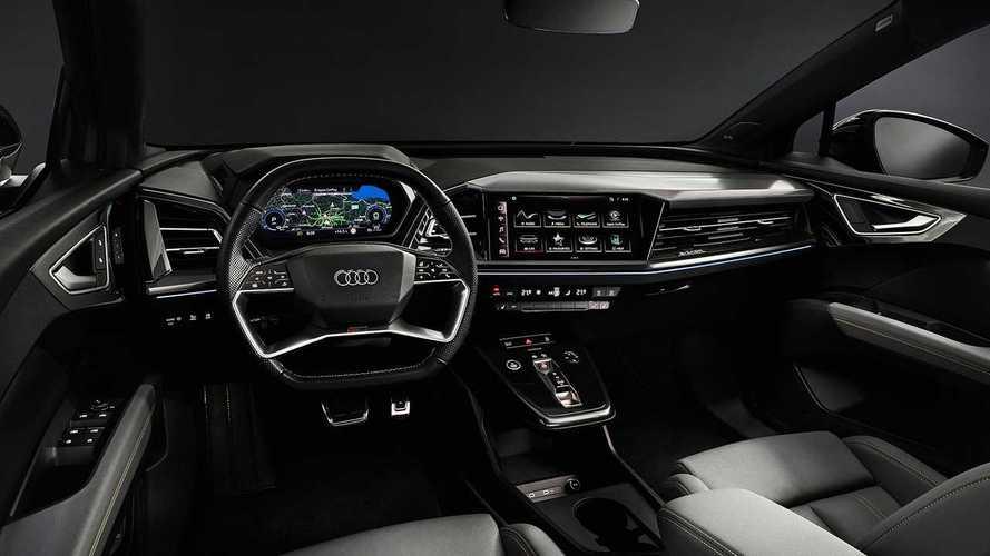Desvelado el tecnológico interior del nuevo Audi Q4 e-tron 2021