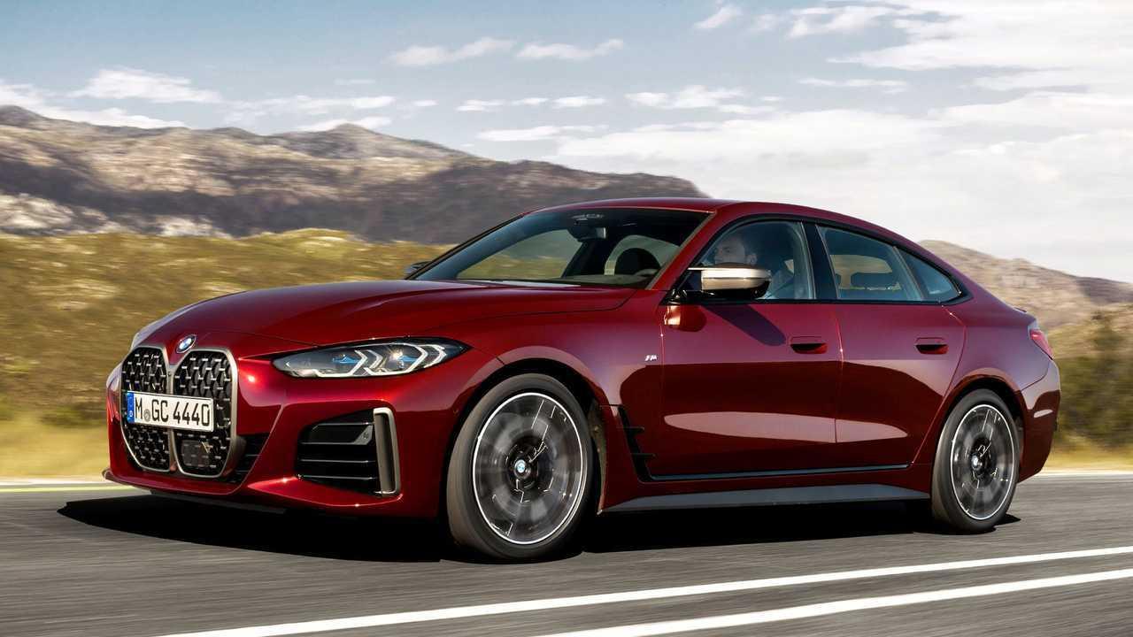 Das ist das neue BMW 4er Gran Coupé 2021