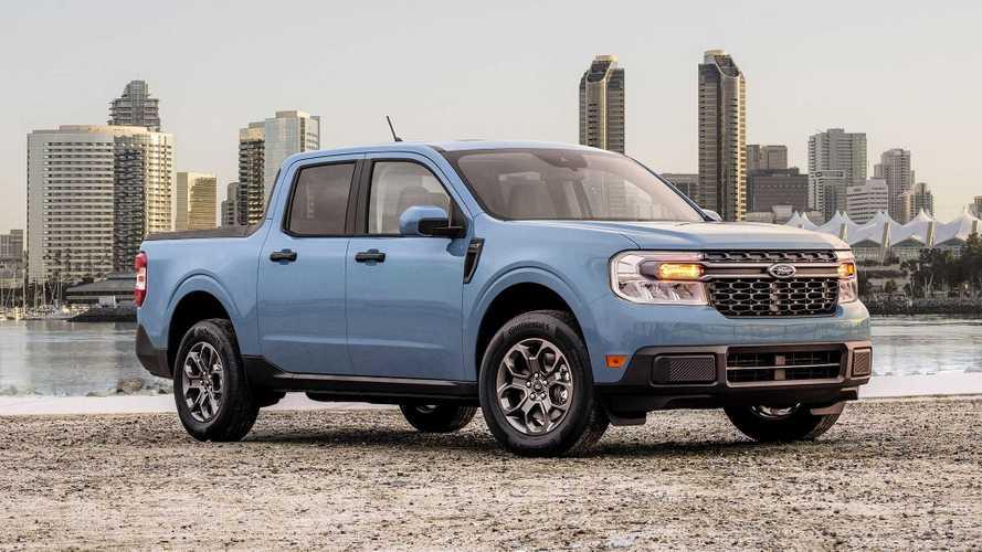 Ecco il Ford Maverick, il pick-up ibrido, compatto ed economico