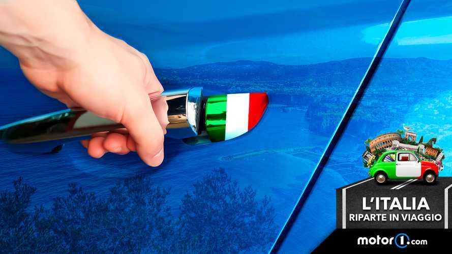 L'Italia riparte, i consigli utili per un viaggio in auto