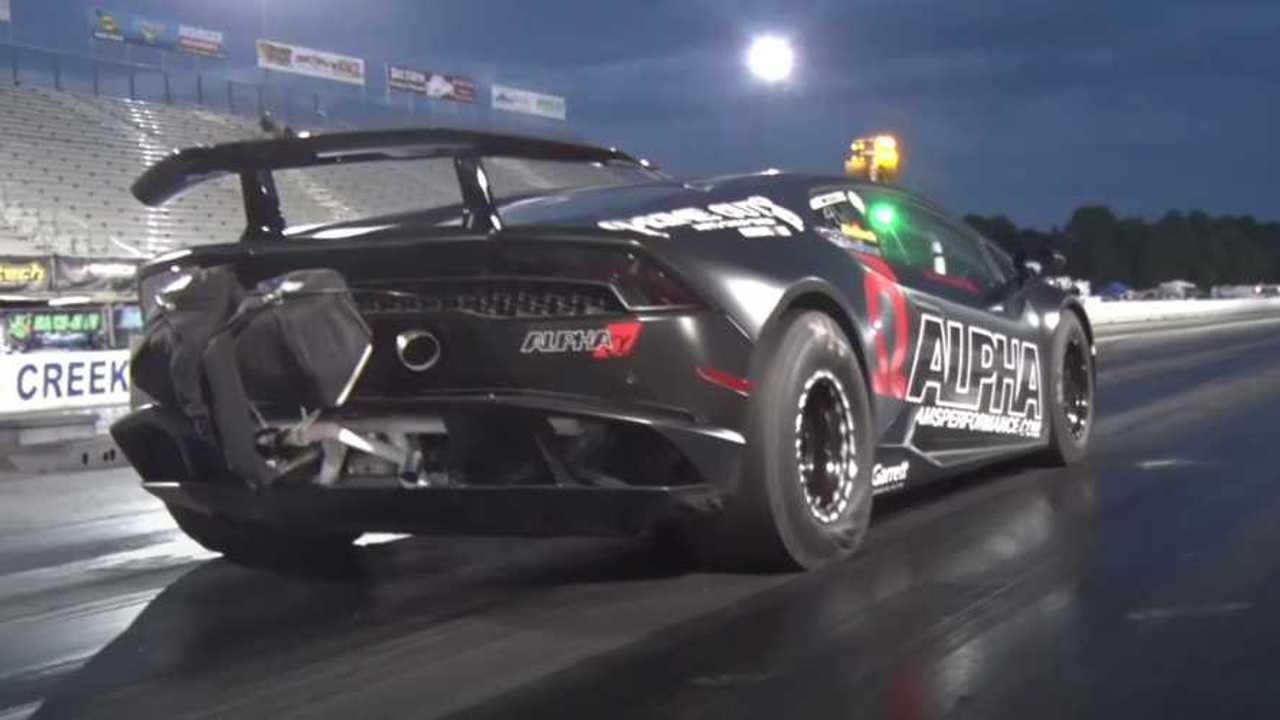 2000 lóerős Lamborghini Huracán