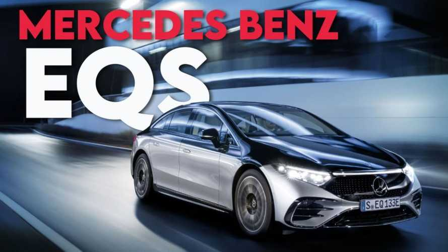 Mercedes-Benz EQS: Everything You Need To Know