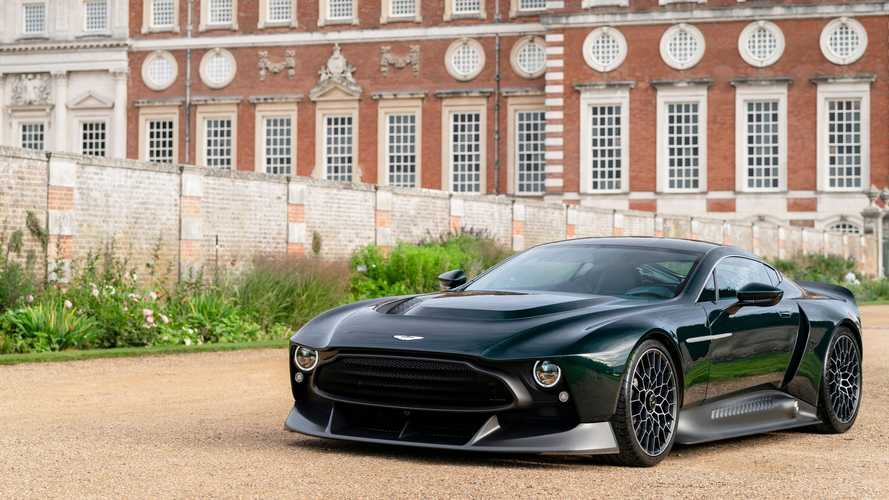 Aston Martin Victor: First Drive Review
