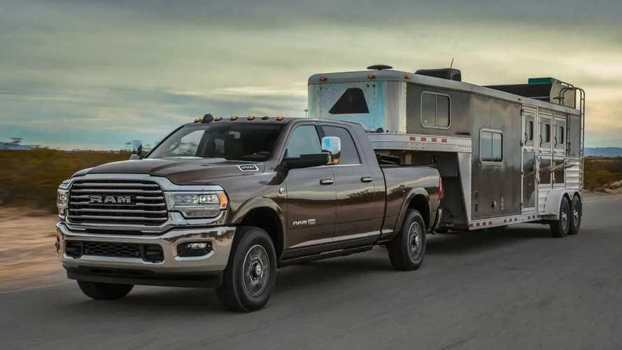 Ram 2500 ganhará versão Rodeo no Brasil para rebocar 7,8 ton