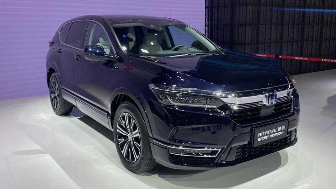 Honda Breeze PHEV (CR-V)