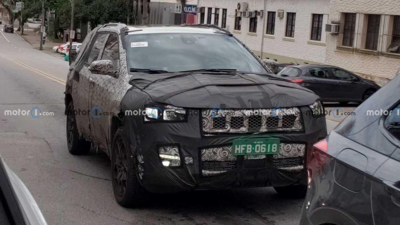 Jeep Commander 2022 - Flagras