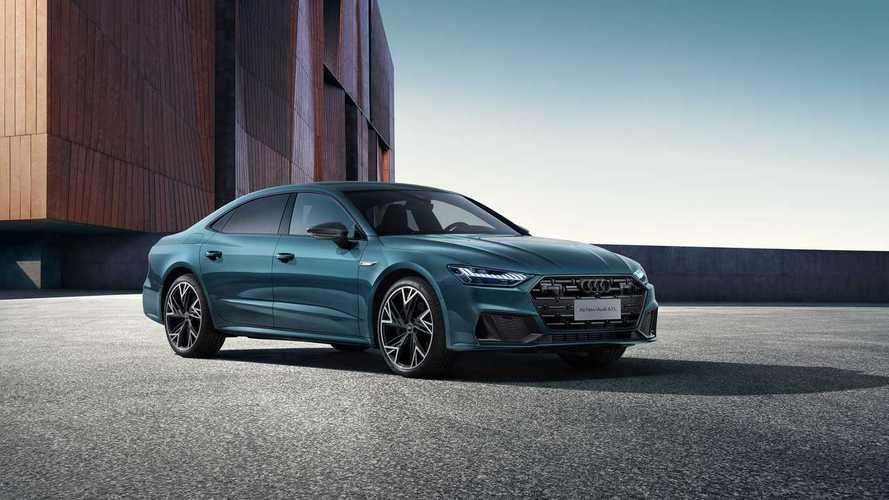 Çin'e özel olarak hazırlanan Audi A7 L tanıtıldı!