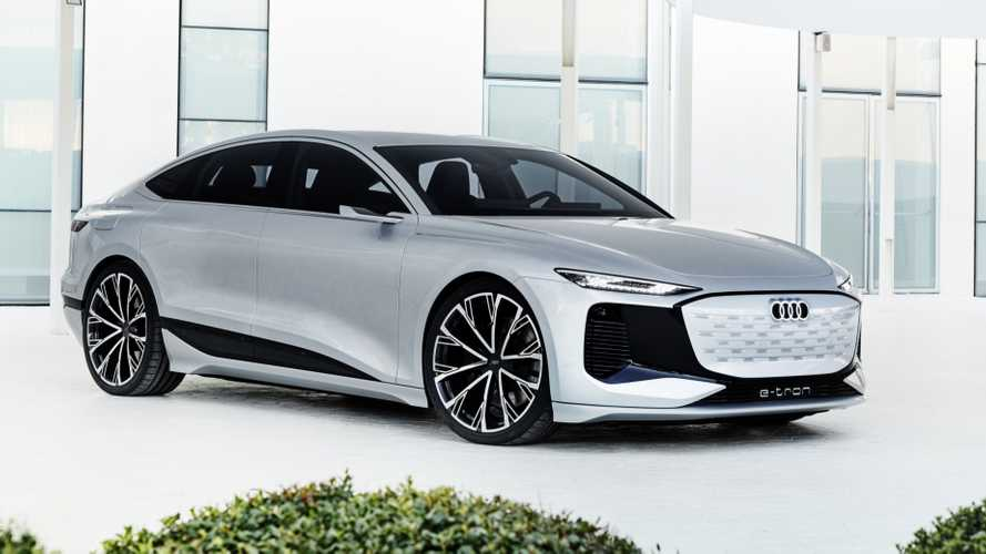 Audi A6 E-Tron 2023 yılında çıkış yapabilir