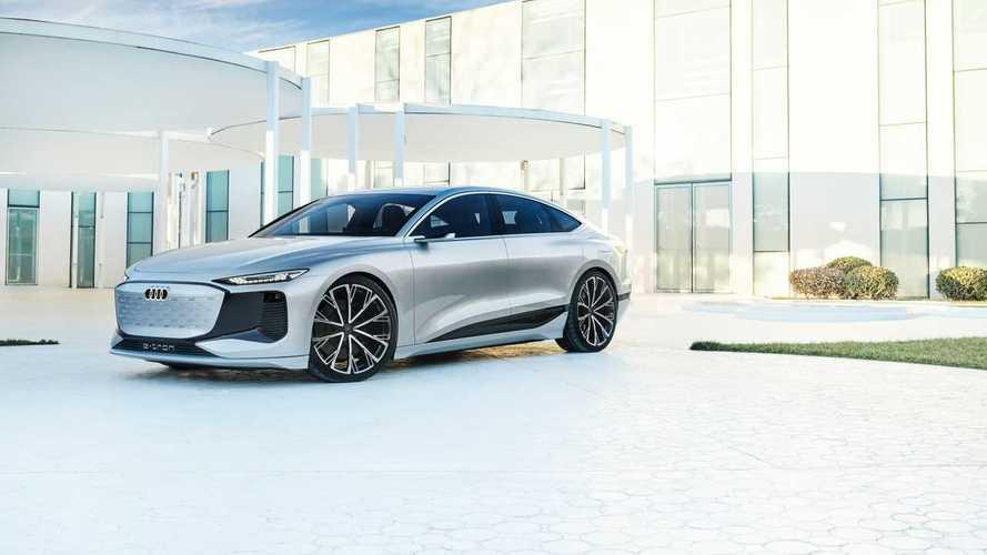 Audi A6 e-tron concept, l'erede della A6 è elettrica e fa 700 km