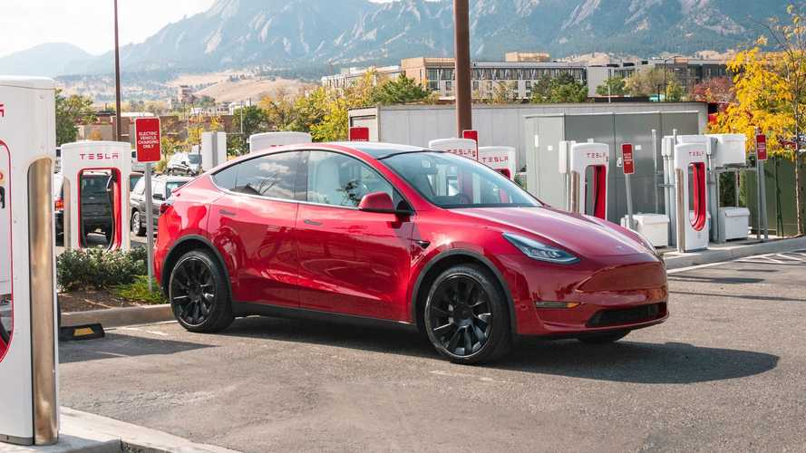 US: Tesla Model Y LR Appears To Be Sold Out For Q3 2021