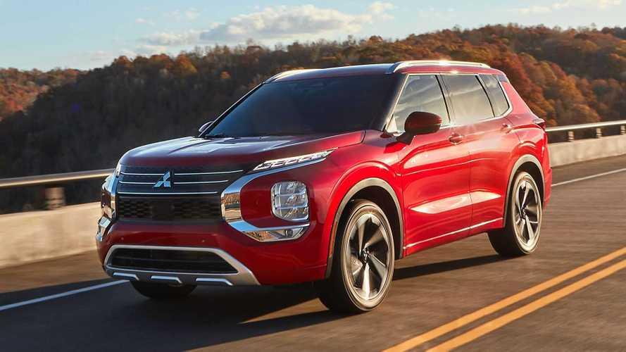 Novo Mitsubishi Outlander 2022 já tem preços nos EUA; Brasil aguarda
