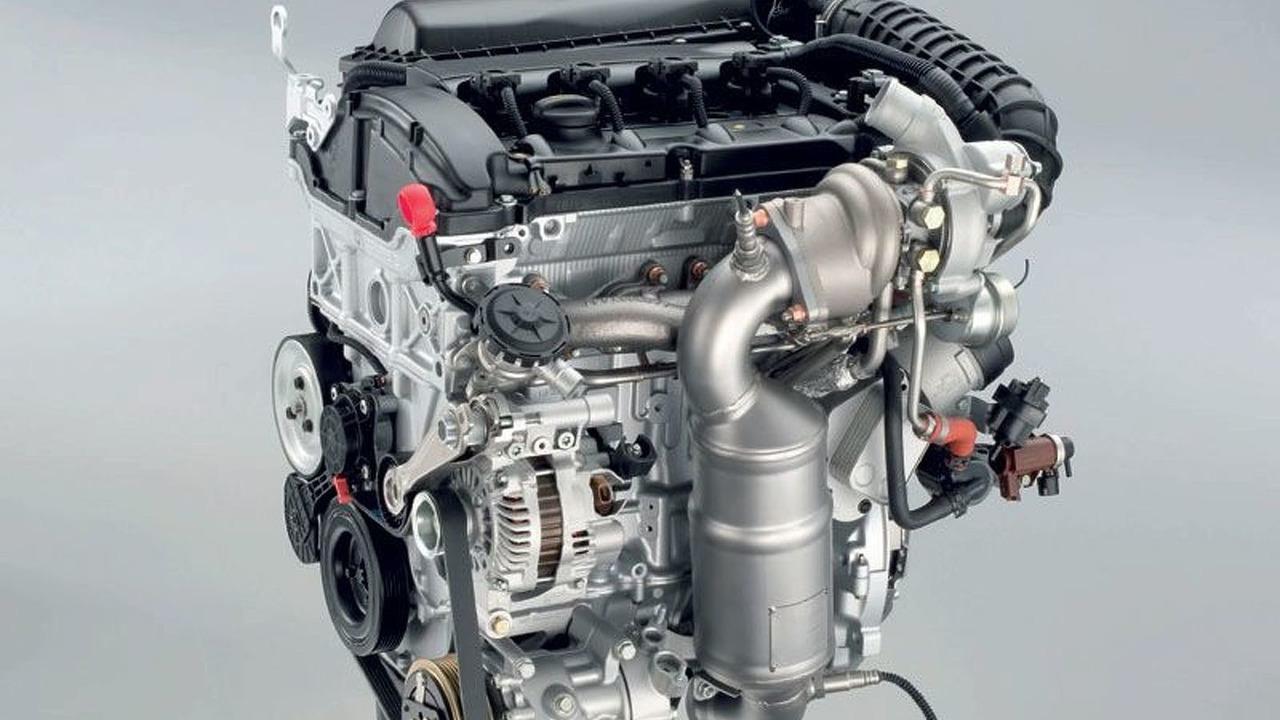 BMW direct injection turbo engine