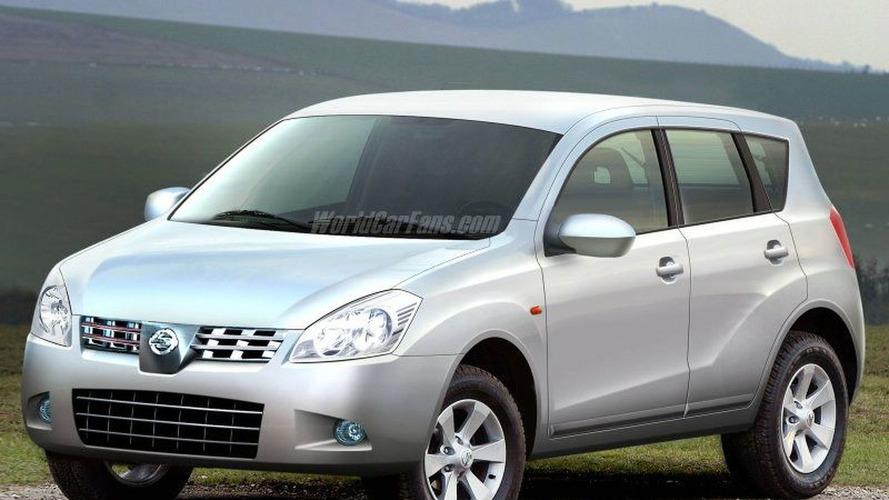 More Nissan Qashqai Spy Photos