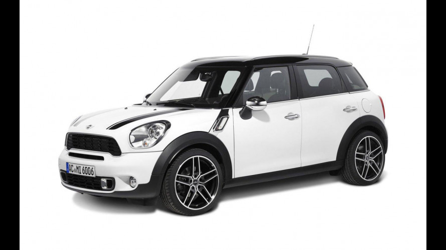 MINI Countryman R60 Accessories AC Schnitzer