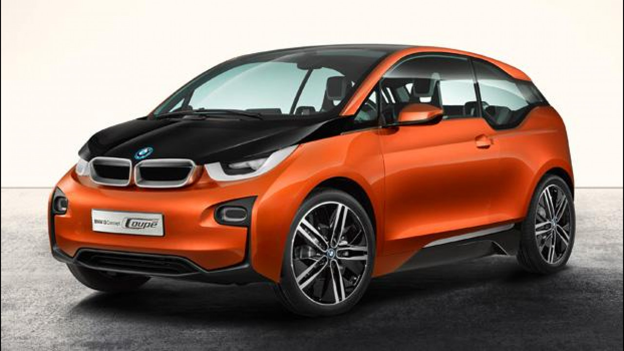 [Copertina] - BMW i3 Concept Coupé