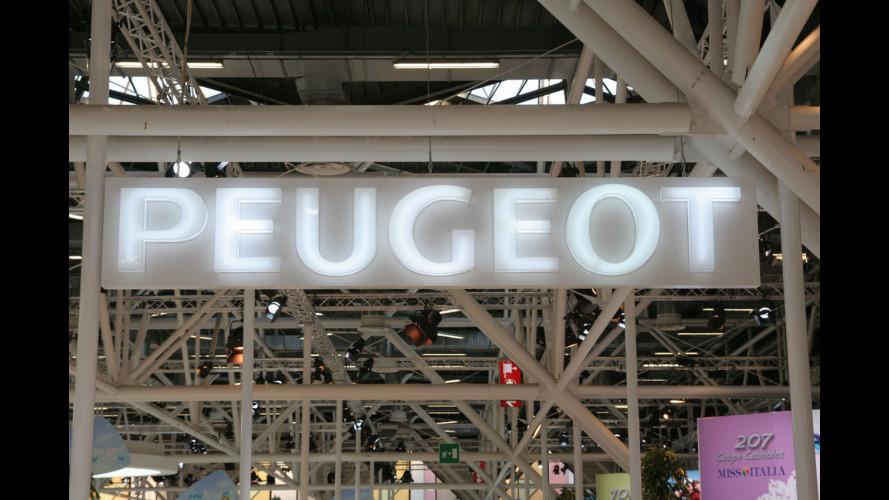 Peugeot al Motor Show 2008