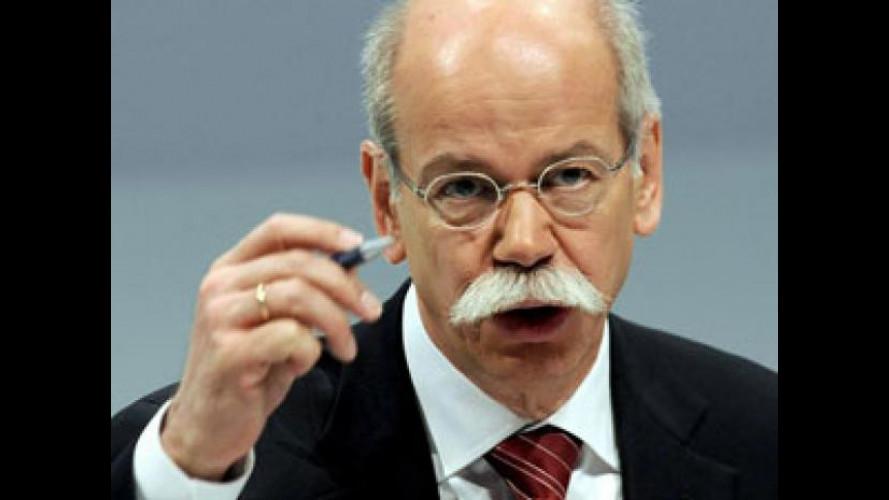 [Copertina] - Mercedes: la crisi ha più risvolti negativi del previsto