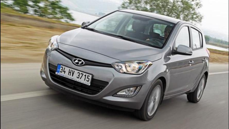 Hyundai i20 Blue Drive GPL