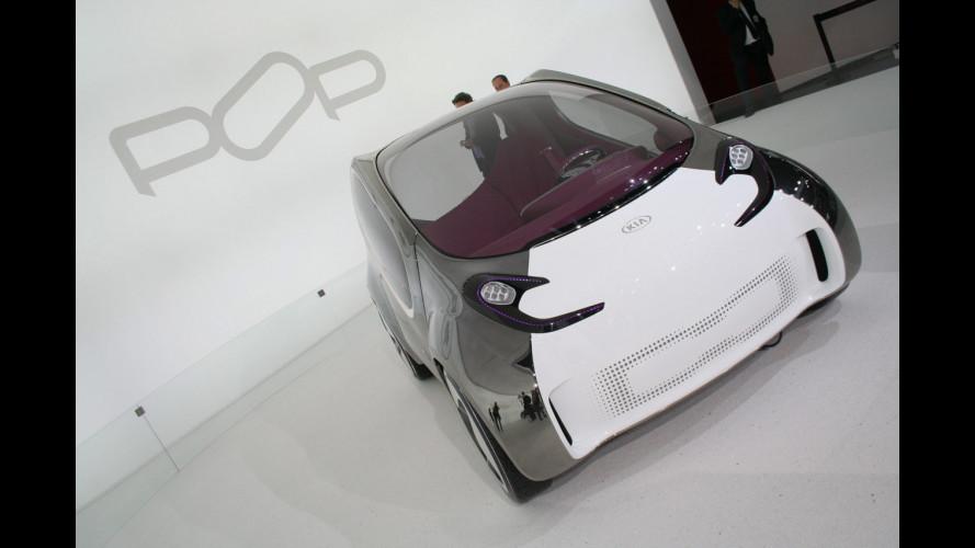 Kia Electric POP concept