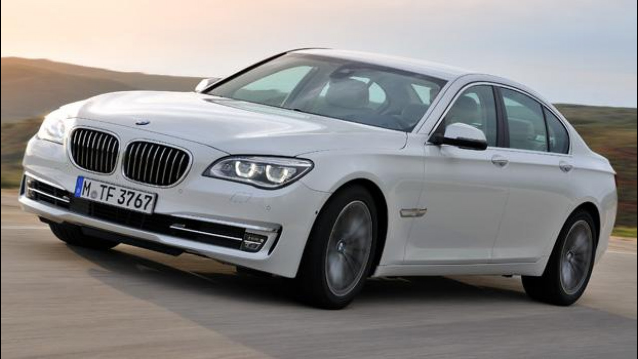 [Copertina] - BMW Serie 7 restyling: l'ammiraglia sportiva, anche a gasolio