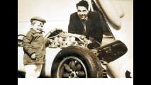 Mike Cooper e suo padre John Cooper