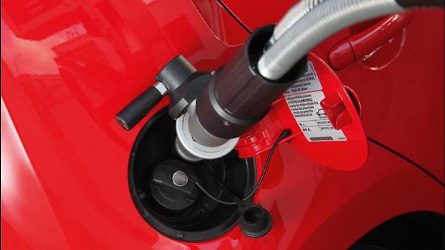 Incentivi auto: ecco perché vanno al metano