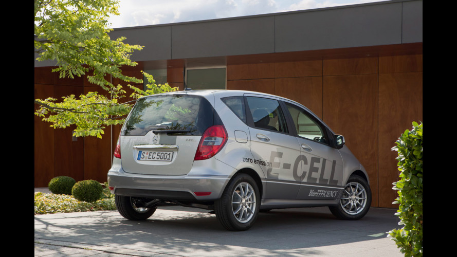 Daimler e Bosch varano la EM-motive GmbH