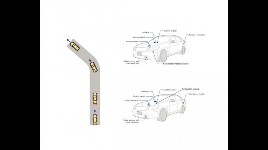 Due sistemi di controllo velocità by Nissan