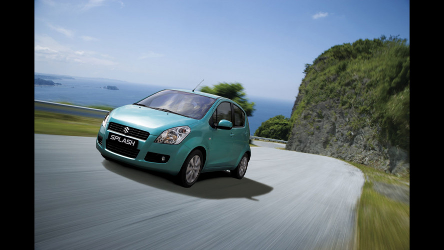Suzuki Splash GPL