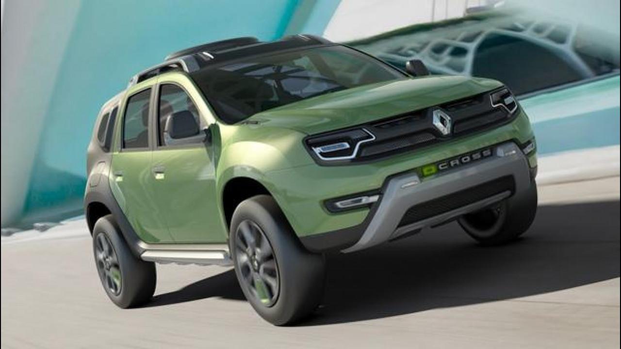 [Copertina] - Renault DCross Concept
