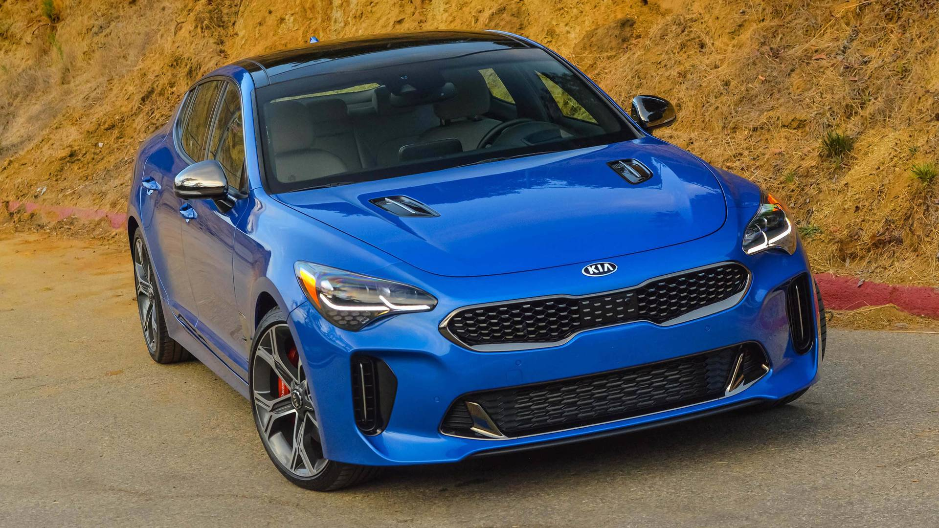 Kia Says Tiger Nose Design Is The Equivalent Of BMW's Kidney