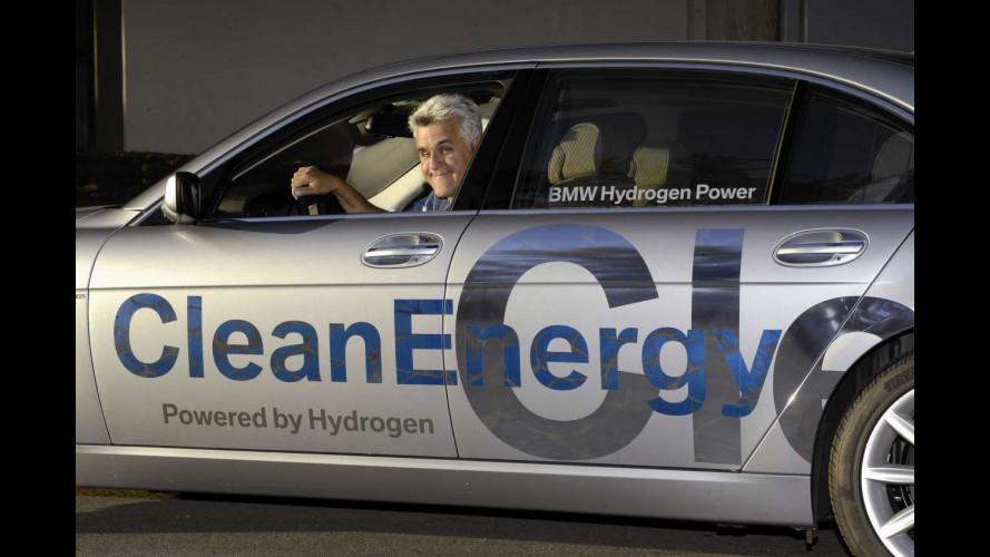 Prima certificazione per BMW Hydrogen 7